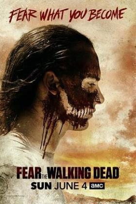 行尸之惧第三季海报