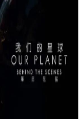 我们的星球:镜头背后海报