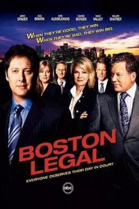 波士顿法律第二季海报