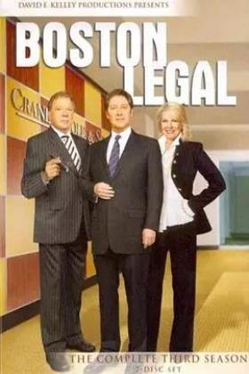 波士顿法律第三季海报