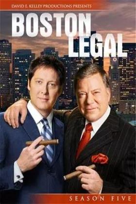 波士顿法律第五季海报