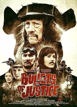 正义的子弹海报