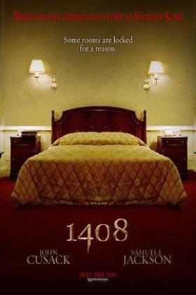 幻影凶间1408海报