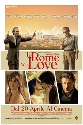 爱在罗马海报
