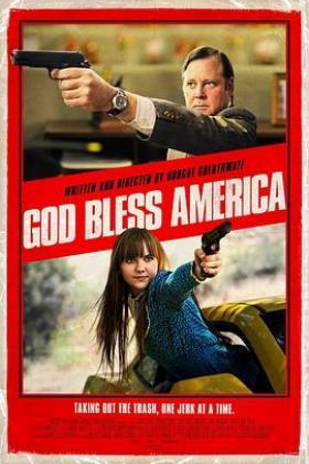 上帝保佑美国海报