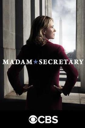 国务卿女士第三季海报