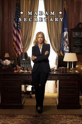 国务卿女士第二季海报
