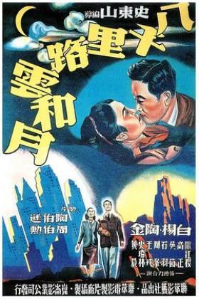 八千里路云和月1947海报