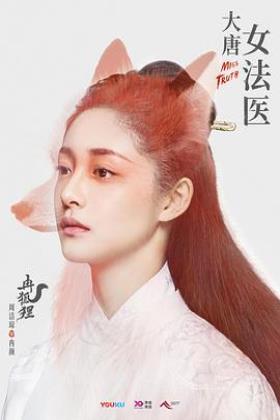 大唐女法医海报