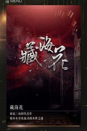 藏海花海报