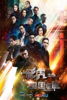 飞虎之雷霆极战粤语版海报