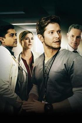 驻院医生第三季海报