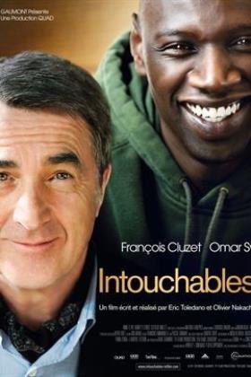 触不可及法国海报