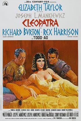 埃及艳后1963海报