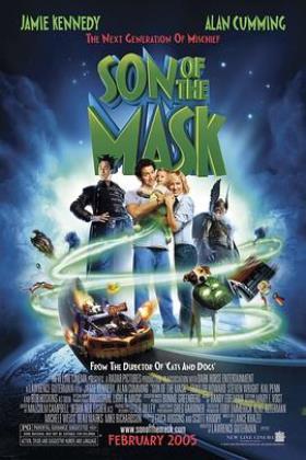 变相怪杰2:面具之子海报