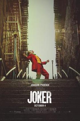 小丑Joker2019海报