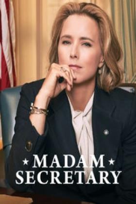 国务卿女士第六季海报