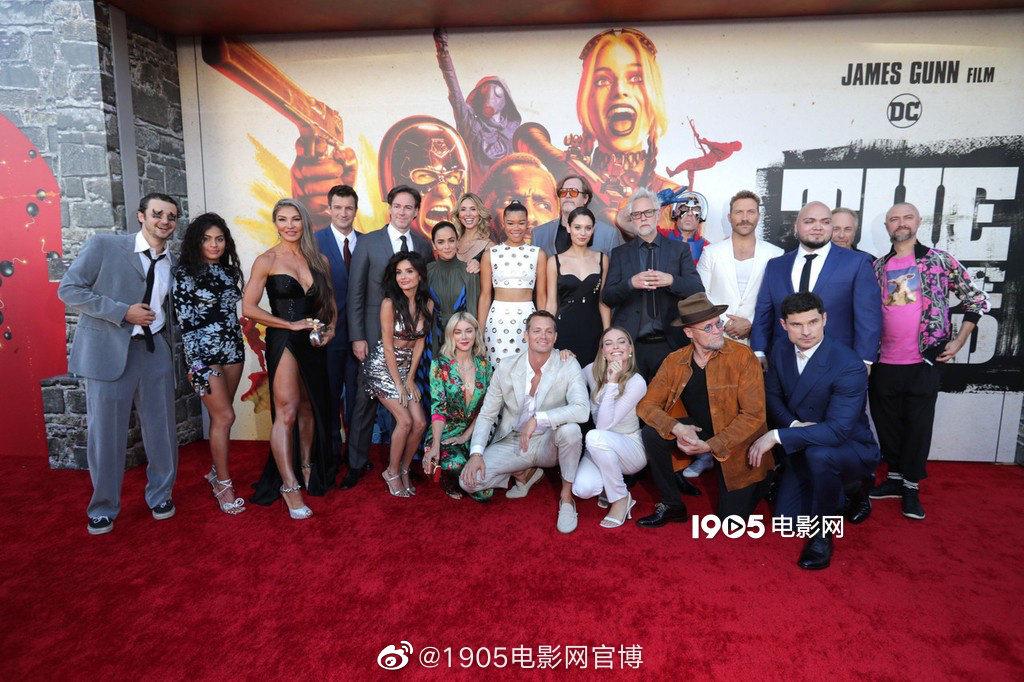 影视资讯《X特遣队2》洛杉矶首映小丑女史泰龙等群星云集