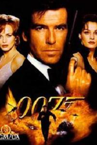 007黄金眼海报