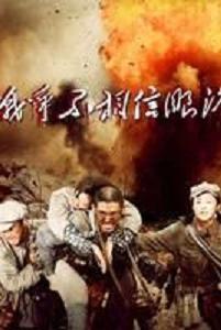 战争泪海报