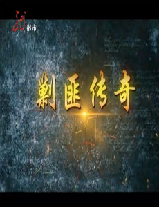 烽火连天剿匪记海报