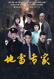 地雷专家赵化龙海报