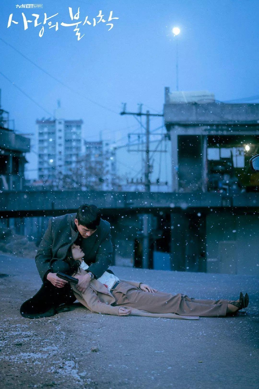韩剧《爱的迫降/사랑의 불시착》全集高清百度云下载图片 第1张