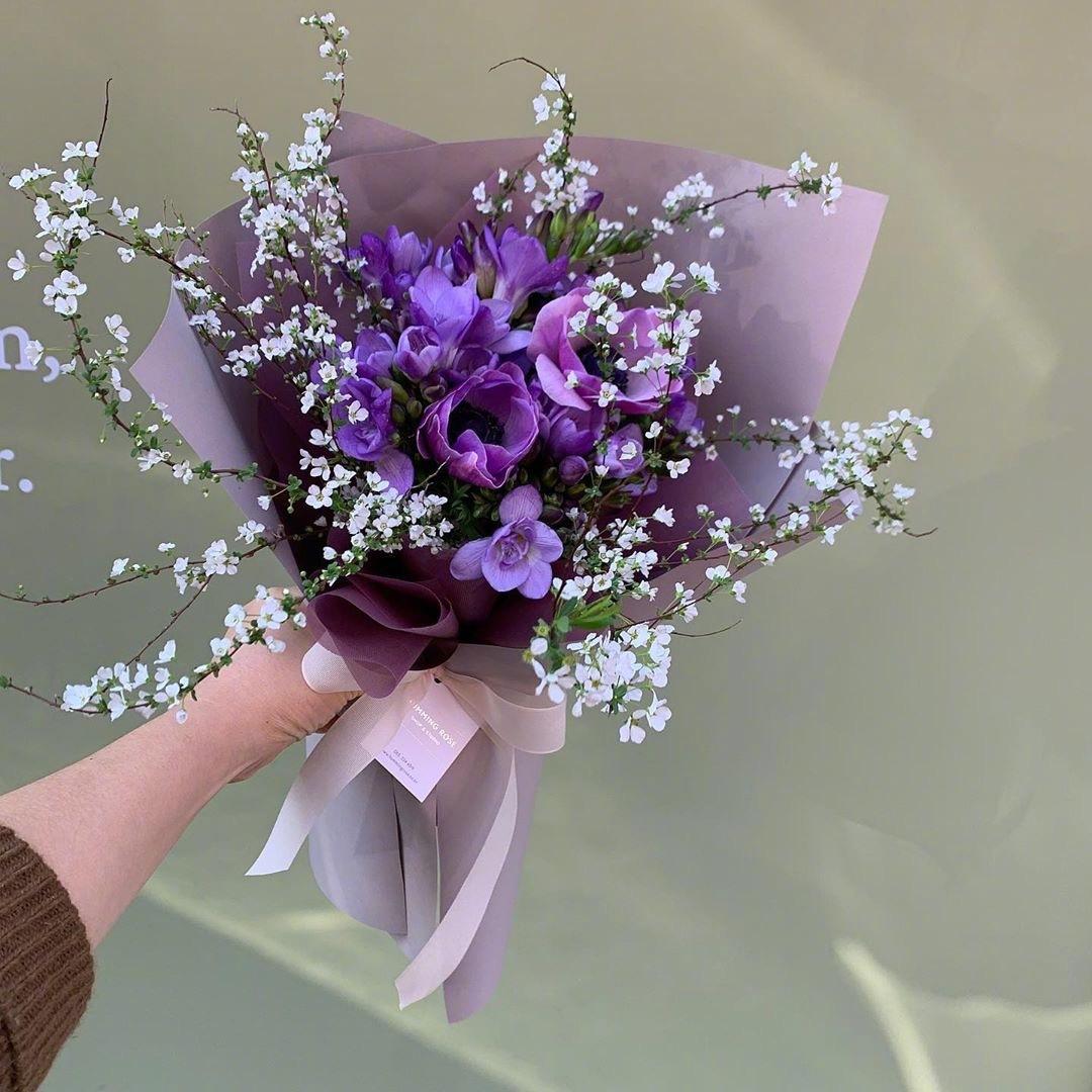 一束花带来一天好心情 第7张