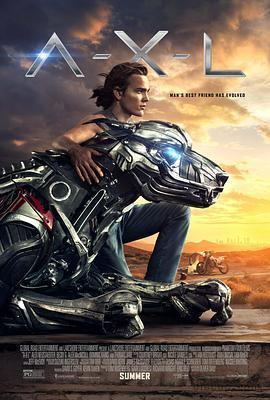 机器猛犬高清海报