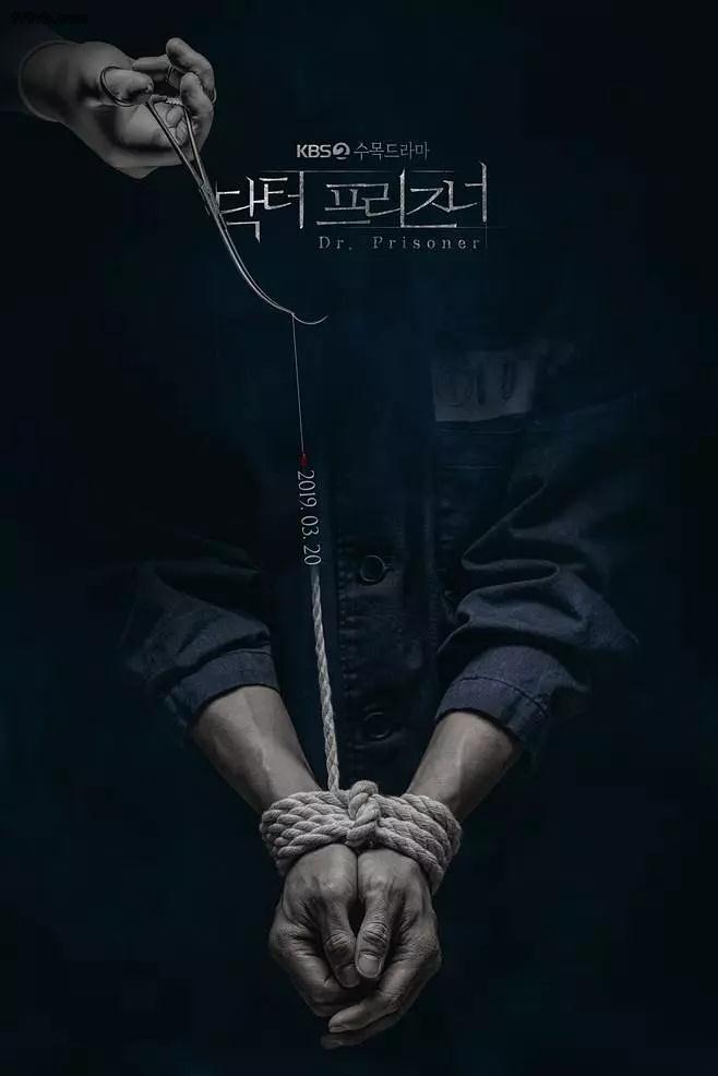 囚犯医生高清海报