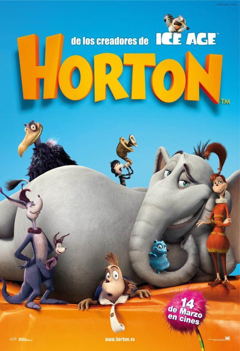 霍顿奇遇记/大象亚钝救细界