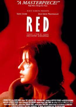 蓝白红三部曲之红