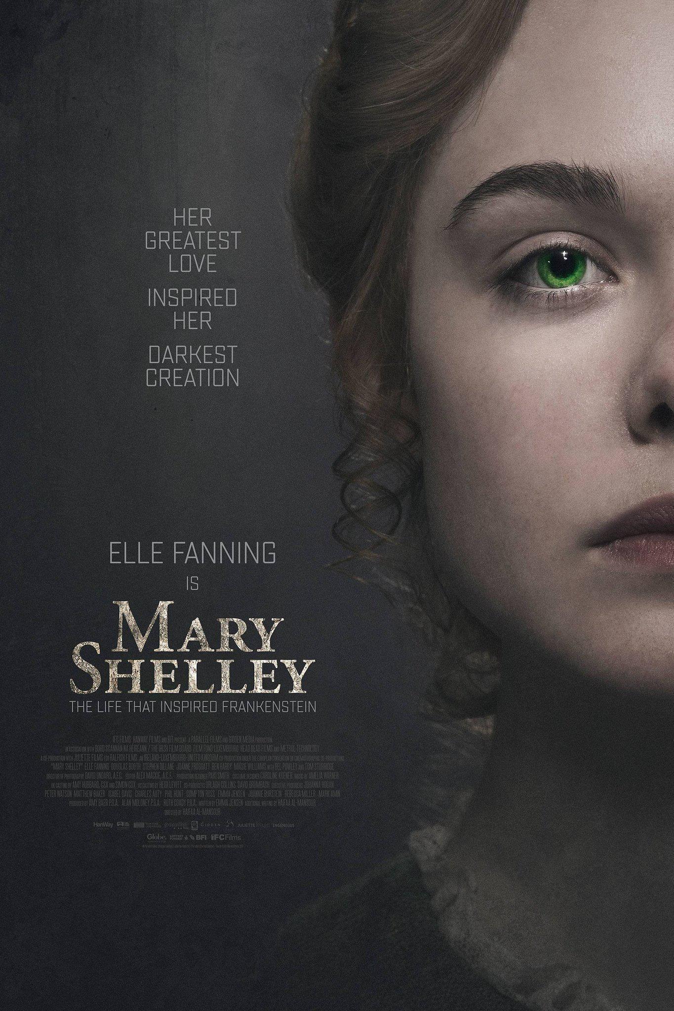 玛丽·雪莱