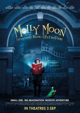 莫莉梦妮与神奇的催眠书