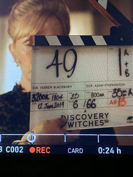发现女巫第三季