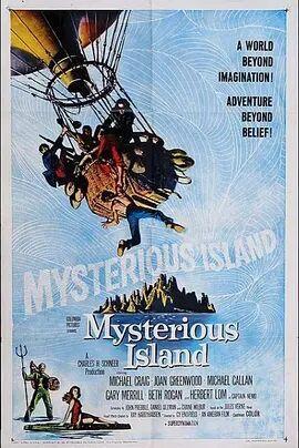 神秘岛1961
