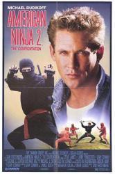 美国忍者2:战斗人