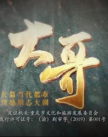 大哥电视剧2019