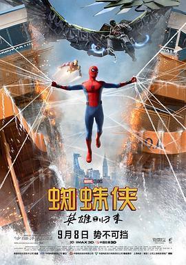 蜘蛛侠英雄归来国语版