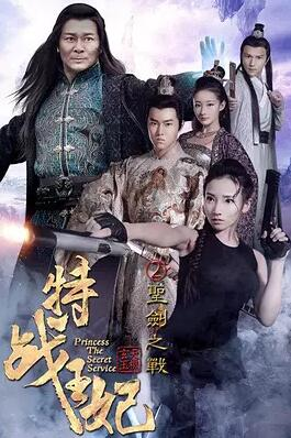 特战王妃2圣剑之战