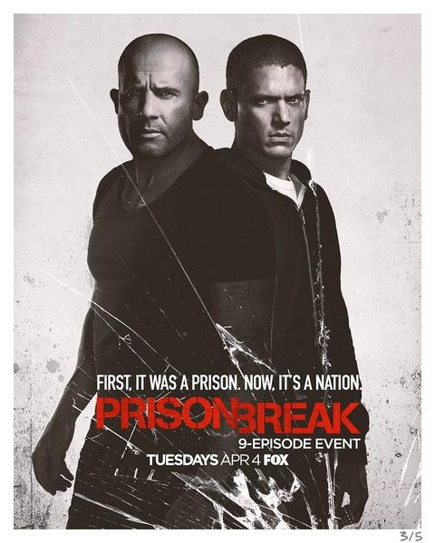 越狱第五季