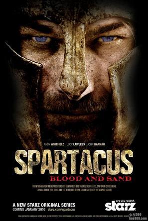 斯巴达克斯第一季:血与沙