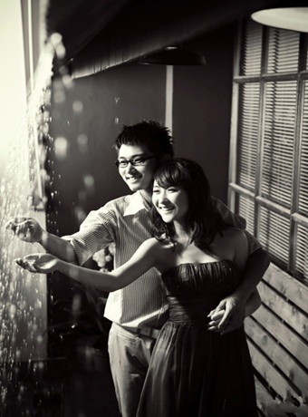 雨季初临爱情将至