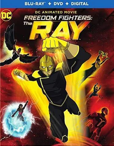 自由战士:射线 电影版