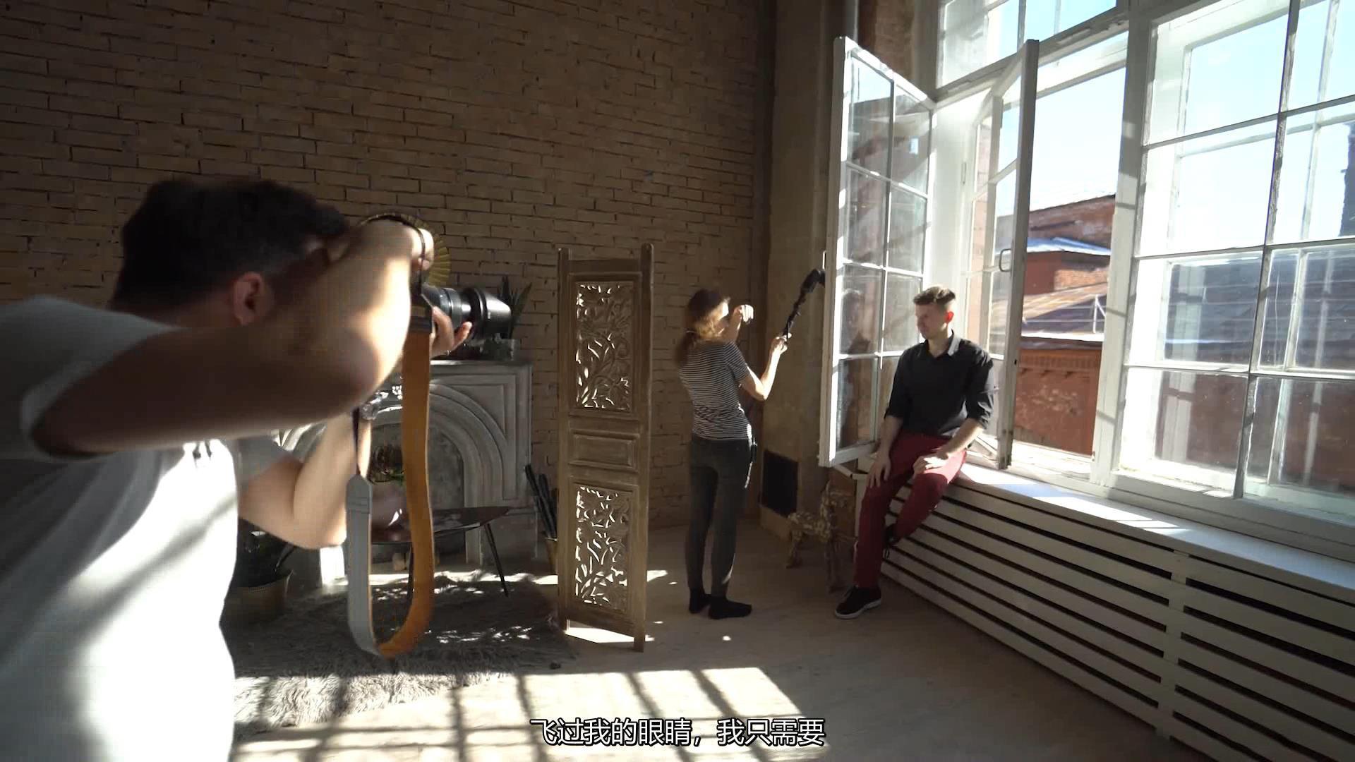 摄影教程_Alexey Gaidin实践30多种人造光闪光灯摄影布光教程-中文字幕 摄影教程 _预览图9