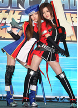 cosplay集锦
