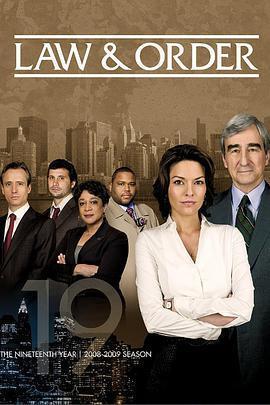 法律与秩序第十九季