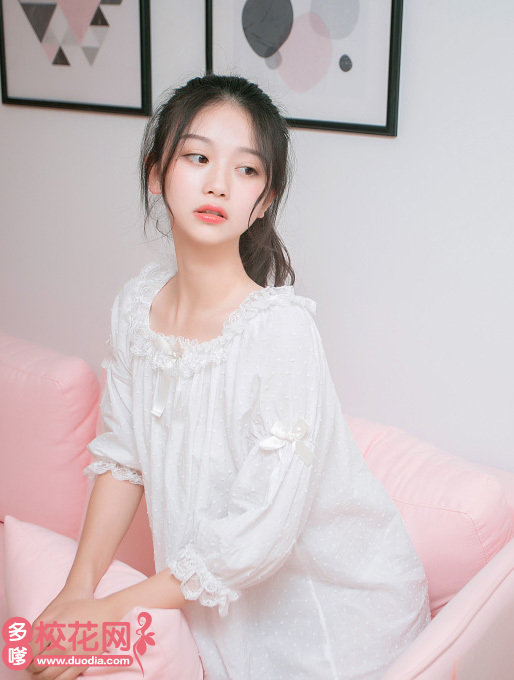 吉林大学美女校花刘景瑾写真套图