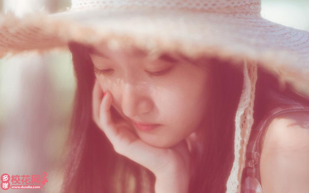 贵阳第二实验中学美女校花高如萍私人摄影