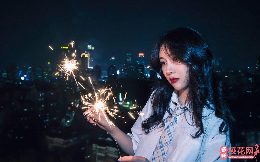 深圳市南山区学府中学美女校花施秋桥个人摄影